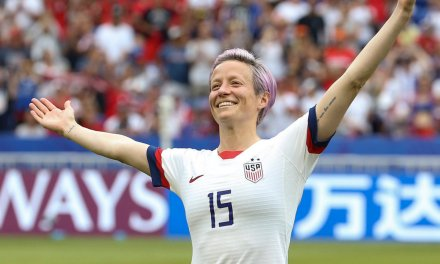 Megan Rapinoe to fans who want equal pay for women's soccer players: Come to some games