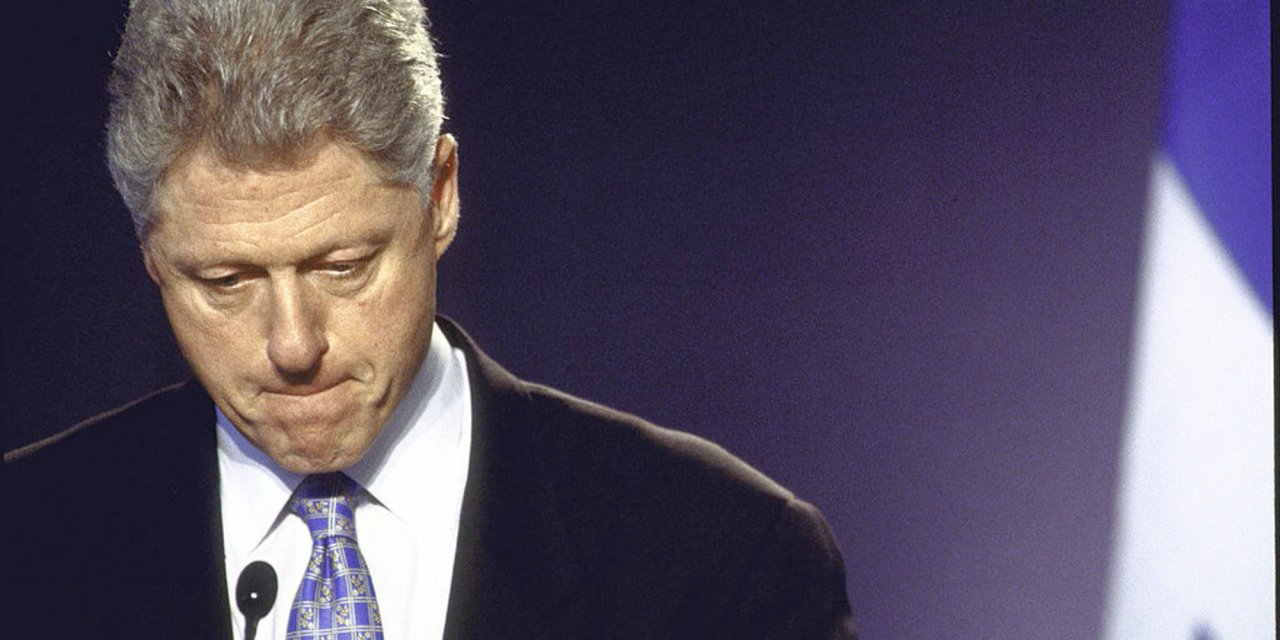 Journalist makes bombshell claims about Bill Clinton's relationship with Jeffrey Epstein