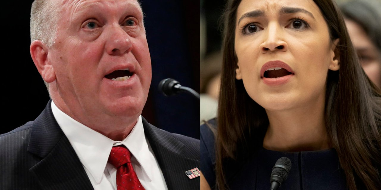 Former ICE director stuns Ocasio-Cortez in fiery debate on family separation