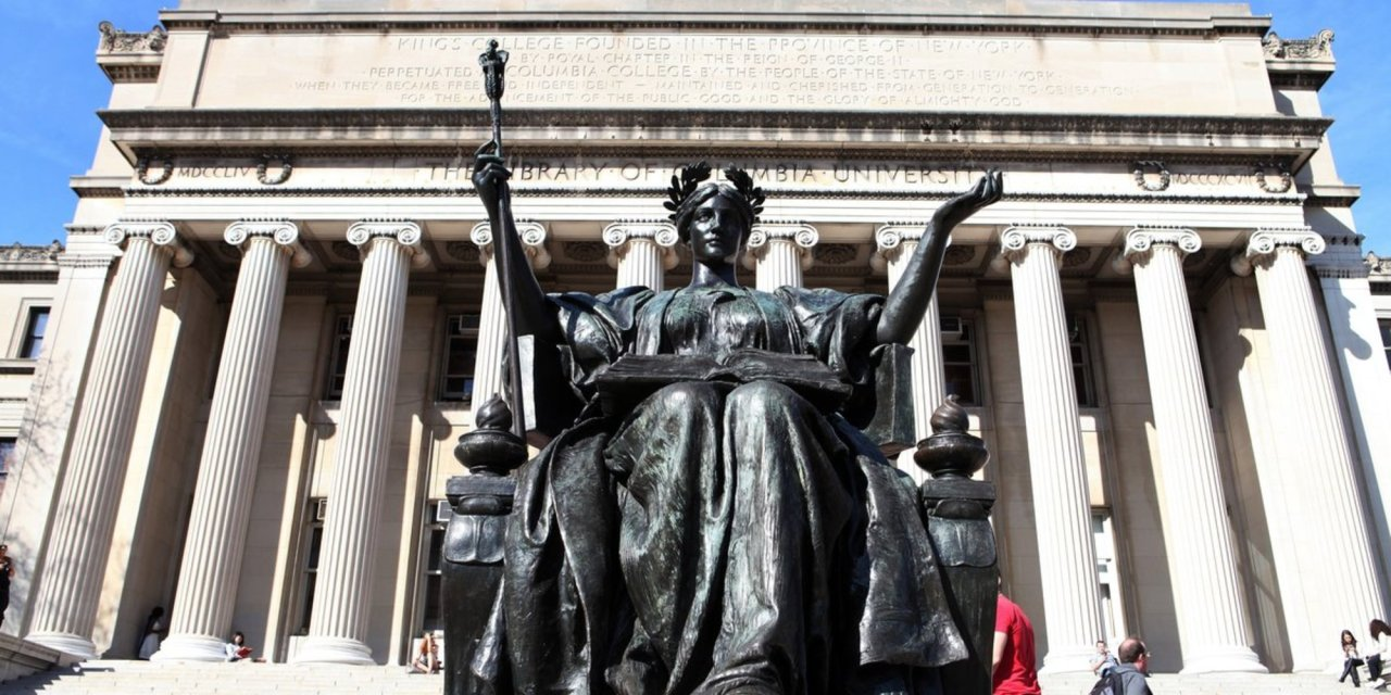In response to Trump admin's announcement of mass deportations, Columbia University offering 'stress management' group for illegal immigrants
