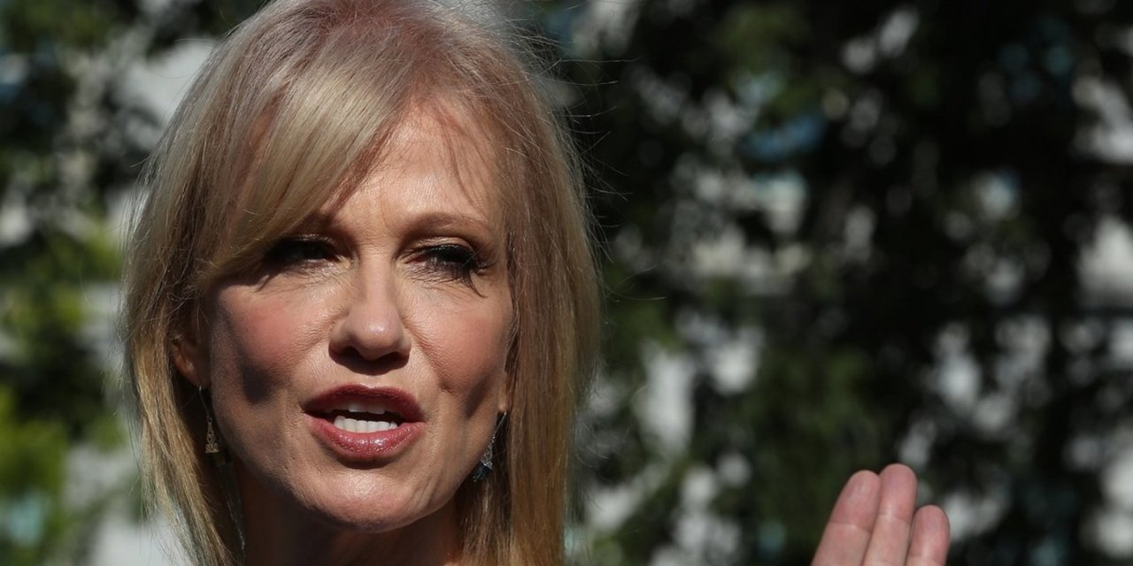 Kellyanne Conway accuses AOC of hypocrisy for staging detention facility 'photo-op' after voting against border aid