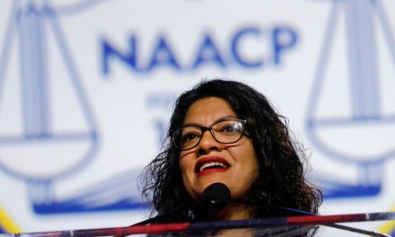 Rep. Rashida Tlaib says she's not going anywhere 'until I impeach this president'
