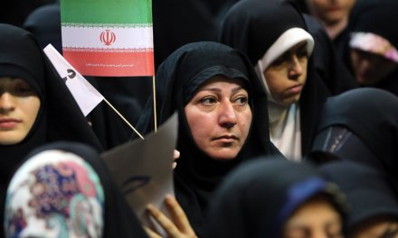 Iran reportedly threatening women who removed headscarves in protest with 10 years in prison