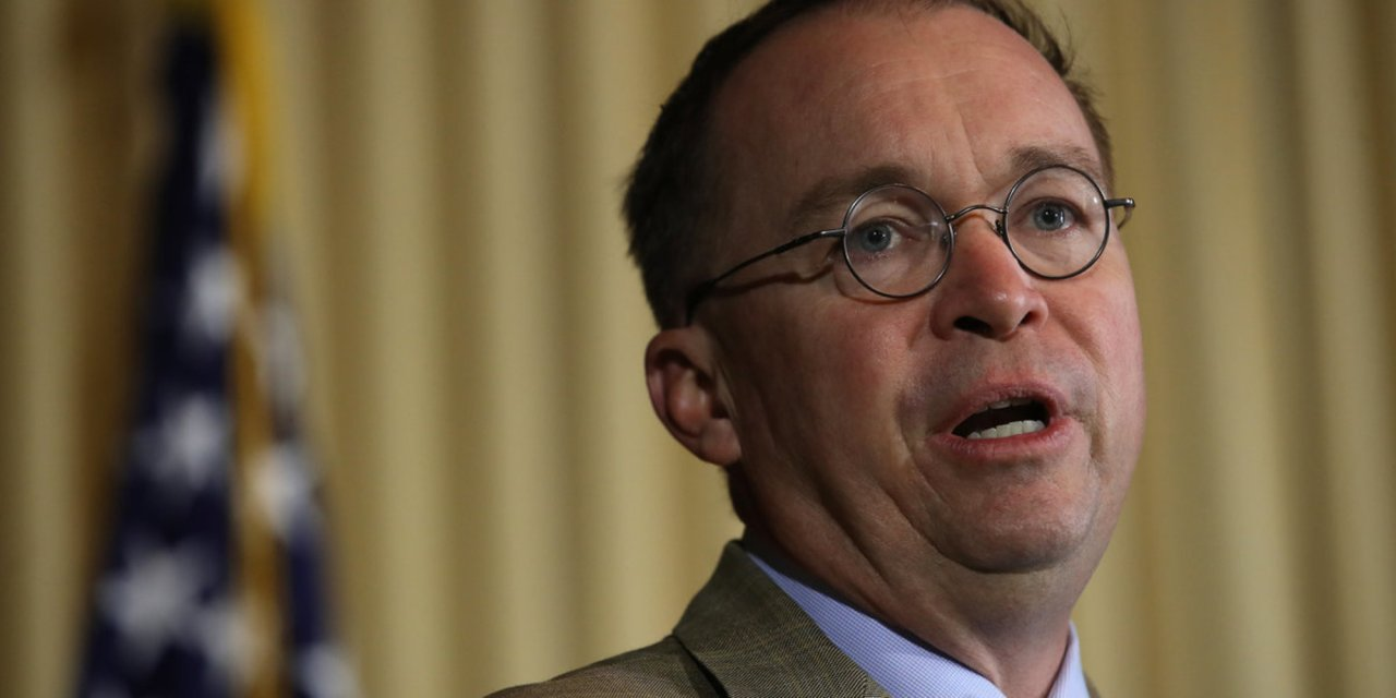 Mick Mulvaney: 'Everything that Donald Trump says is offensive to some people' (video)