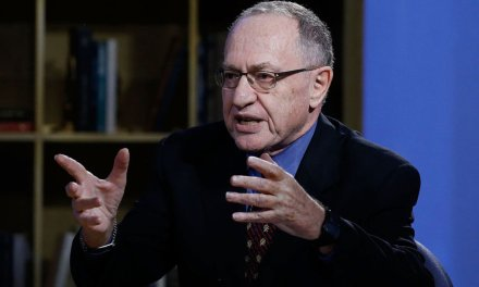 Alan Dershowitz defends op-ed calling for lower age of sexual consent: 'should not be as high as 17 or 16'