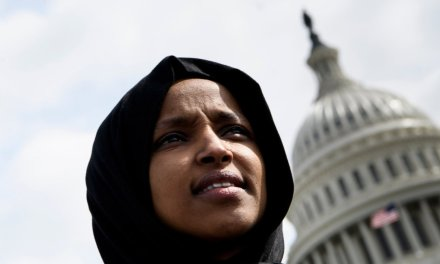 Ilhan Omar calls President Trump a 'corrupt dictator in the making'