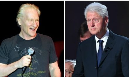 Flashback: Bill Maher Ripped Bill Clinton for Going to Epstein's 'Sex Island' in 2015