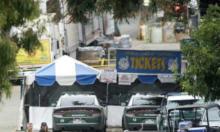 Report: Garlic Festival Gunman Acquired Rifle 'Legally'