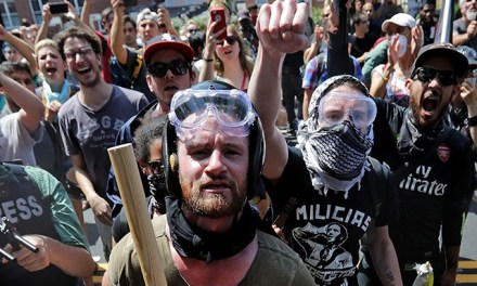 President Trump Considers Labeling Antifa an 'Organization of Terror'