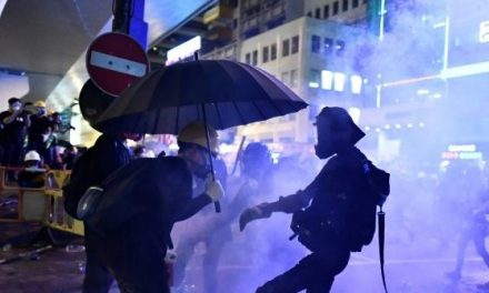 China Releases Military Video Warning Hong Kong Protesters