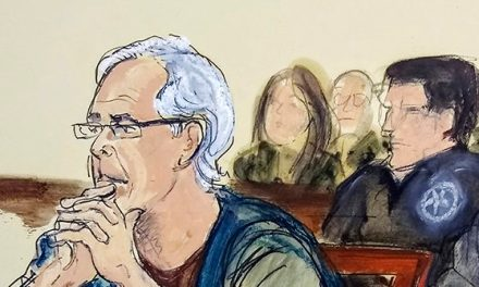 Report: Jeffrey Epstein's Guards Fell Asleep, Forged Records