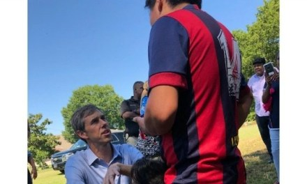 'Beto' O'Rourke Mad at Donald Trump for 'Terrifying' Illegal Immigrants