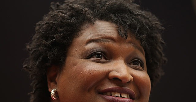 Stacey Abrams: Racist Trump 'Does Not Value Humanity'   Breitbart