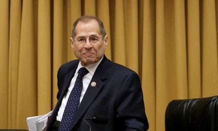 Jerry Nadler: Judiciary Panel Could Recommend Impeachment by Fall