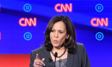 Kamala Harris to Gabbard: I'm a 'Top Tier' Candidate Who Can 'Take Hits'