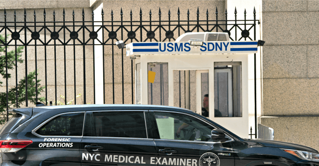 Reuters: Prison Guards Skipped Mandatory Checks Before Epstein Death
