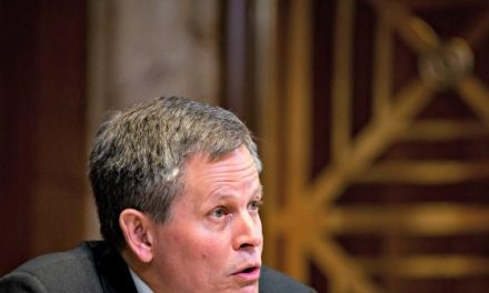 Exclusive–Steve Daines Proposes Bill to Better Project Federal Spending