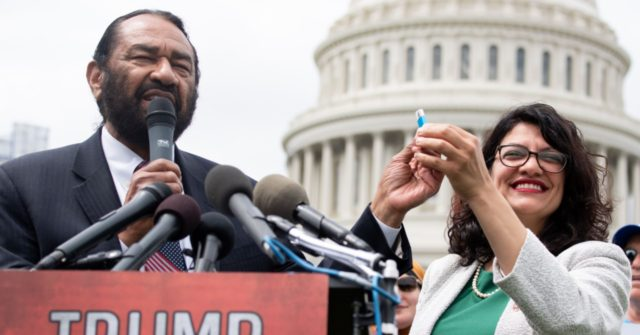 More Dems Backing Impeachment Despite Mueller Dud and Public Opinion