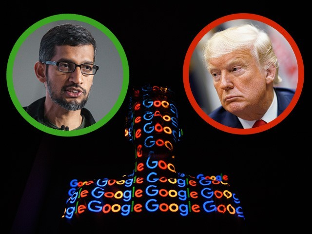 Bokhari: The Demise of Google's Free Speech Movement | Breitbart