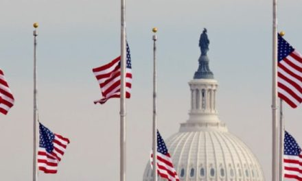 Trump Orders Flags at Half-Staff in Remembrance of Shooting Victims