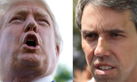 President Trump pummels Beto O'Rourke over plan to hold competing rally in El Paso again