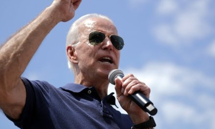 Watch: Joe Biden gets testy with Iowa college student, grabs her by the arm over question about gender