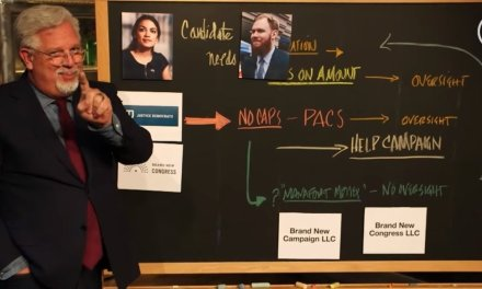 Feds investigate 'shady funneling' of AOC's campaign funds. Glenn Beck breaks down the details.