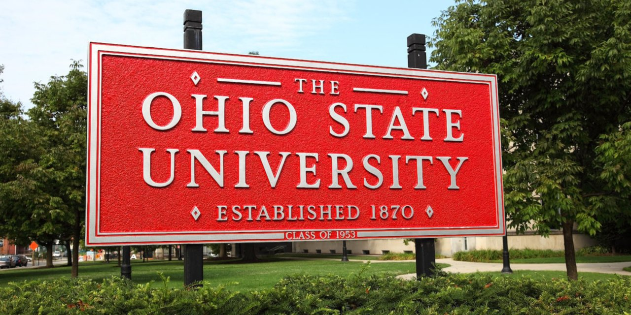 Ohio State University is trying to trademark the word 'The' for merchandise