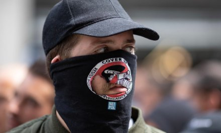 UFC Champ on Antifa: 'I don't see a masculine individual in there AT ALL'