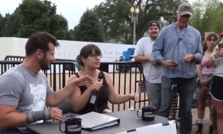 Leftist freaks out when Crowder argues that hate speech is free speech