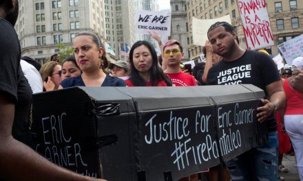 Daniel Pantaleo, officer involved in Eric Garner's death, is suspended by the NYPD