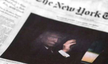WTF MSM!? NY Times stops pretending it's an unbiased source of news