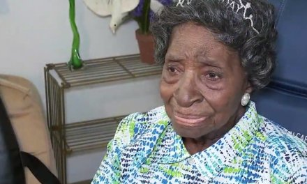 110-year-old Texas grandmother credits faith in God for her extremely long life