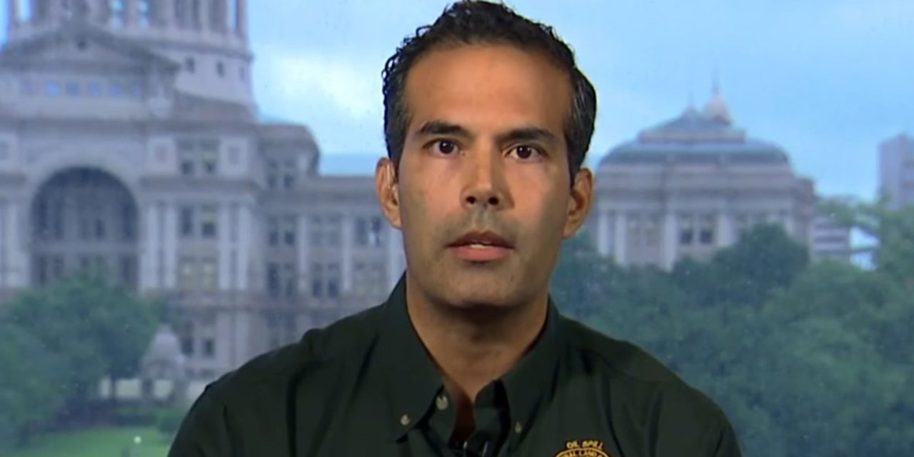 TX land commissioner George P. Bush urges Americans to 'stand firm' against 'white terrorism' after El Paso attack