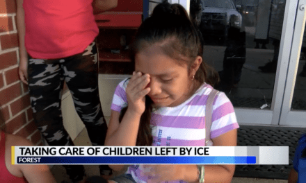 Children sleep in community gym after parents detained in Mississippi ICE raid