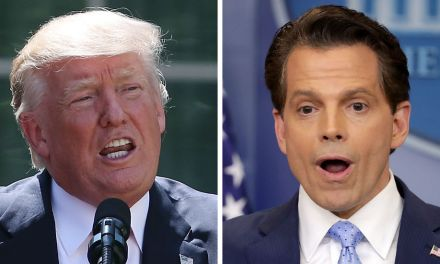 Scaramucci fires back at Trump: He will turn 'on everyone' and then 'entire country'