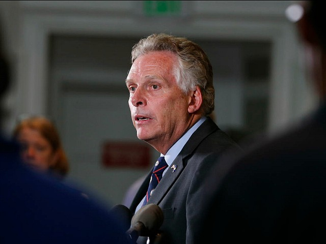 McAuliffe: Trump's 2020 Strategy Is Attracting 'Neo-Nazis and White Supremacists' | Breitbart