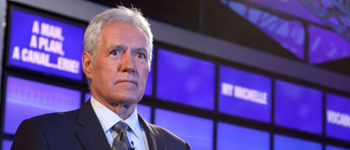 Alex Trebek Opens Up About Struggle With 'Severe Pain' And 'Depression' In Cancer Battle