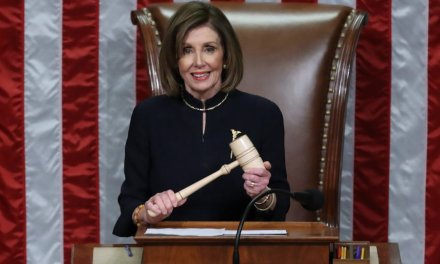 FACT CHECK: Viral Image Claims To Show Nancy Pelosi's House And Her Congressional District