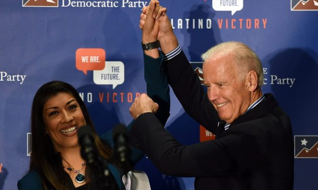 At Campaign Rally, Biden Promises 'Something Special' For Kids 'Under 15'