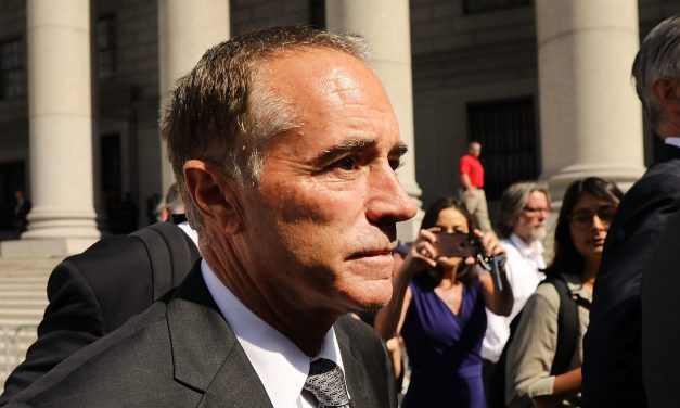 Former GOP Rep. Chris Collins Gets 26 Months For Insider Trading