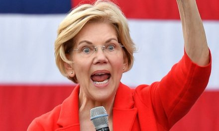 Elizabeth Warren Never Washes Her Face