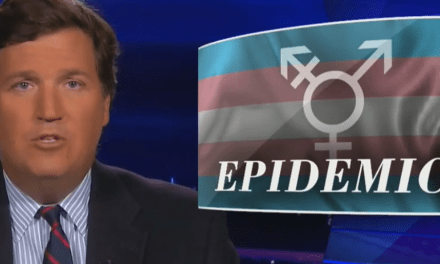 'Safer Than Your Typical American': Tucker Carlson Exposes The Transgender Murder 'Epidemic'