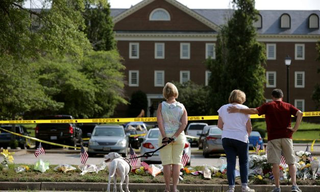 As Dems Push Gun Control, The Sites Of Virginia's Biggest Mass Shootings Back Gun Rights