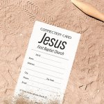 Archaeologists Unearth Connection Cards Jesus Passed Out After Sermon On The Mount