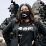 Cori Bush Hires Mercenary Army To Arrest Anyone Who Doesn't Want To Defund The Police
