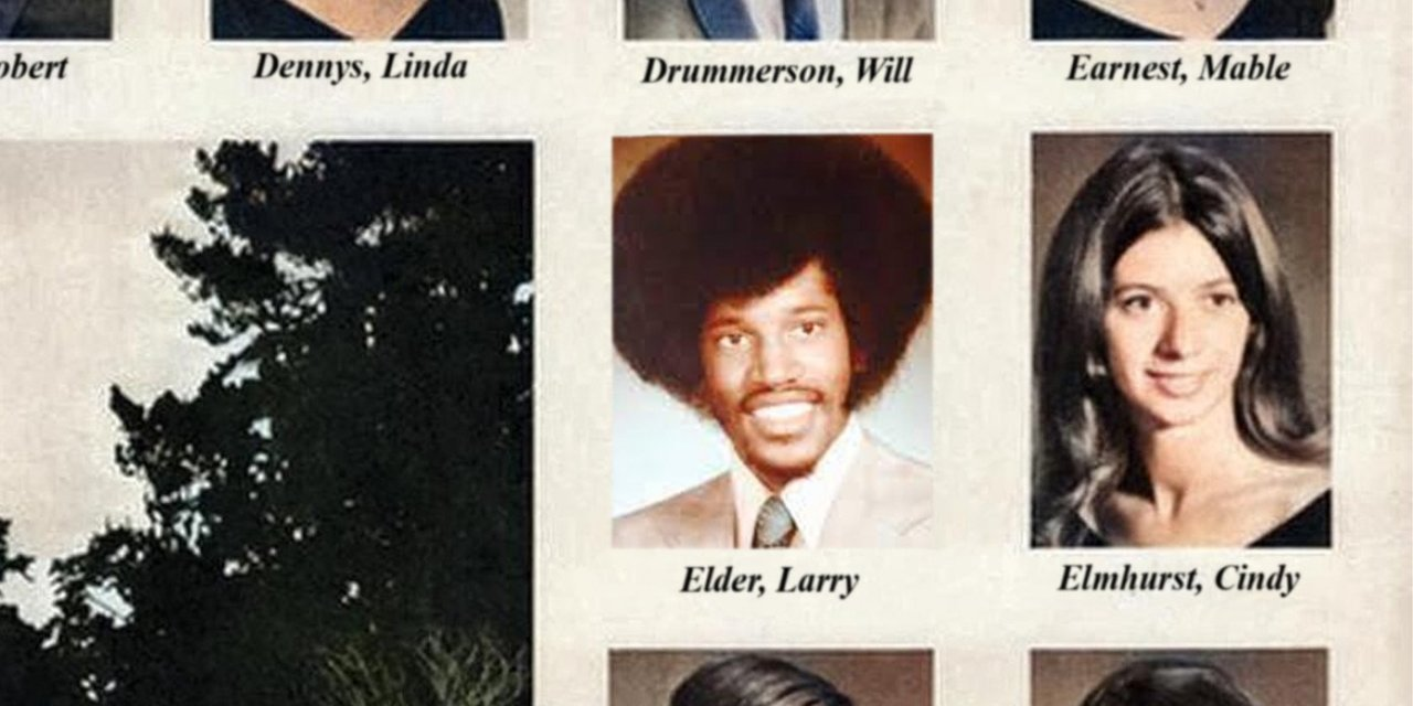 Scandal As Newsom Campaign Produces Old Yearbook Photo Showing Larry Elder In Blackface