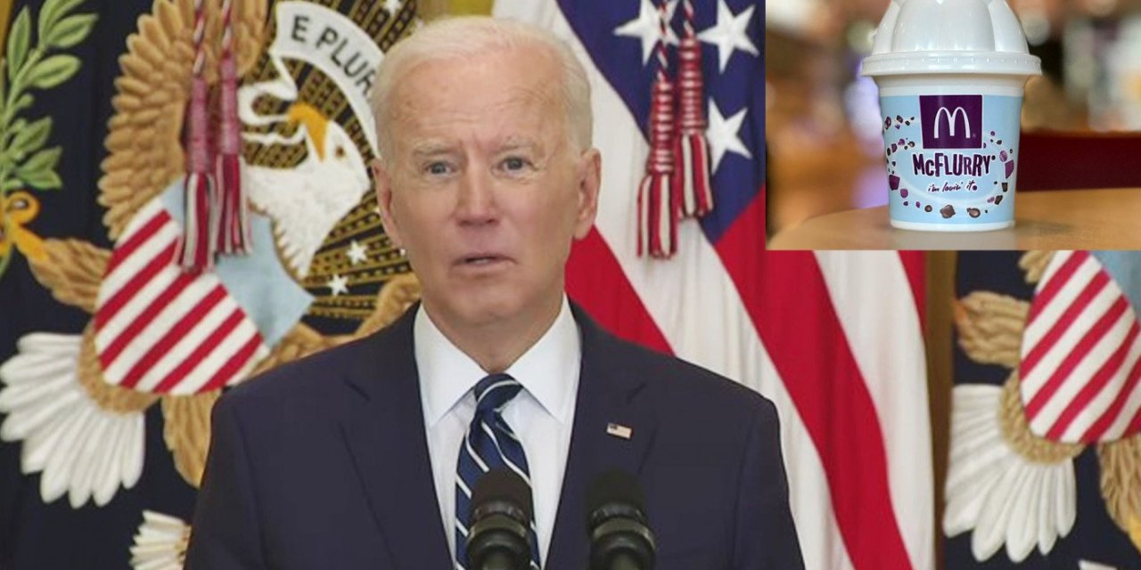 Biden Decides To Help American Hostages After Learning The McFlurry Machine Repairman Is On The Plane