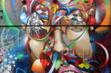 """Chor Boogie, """"Space Time Continuum,"""" Clarion Alley, 2010"""