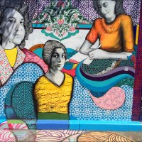 Forough Farrokhzad, Simin Behbahani, and Simin Daneshvar